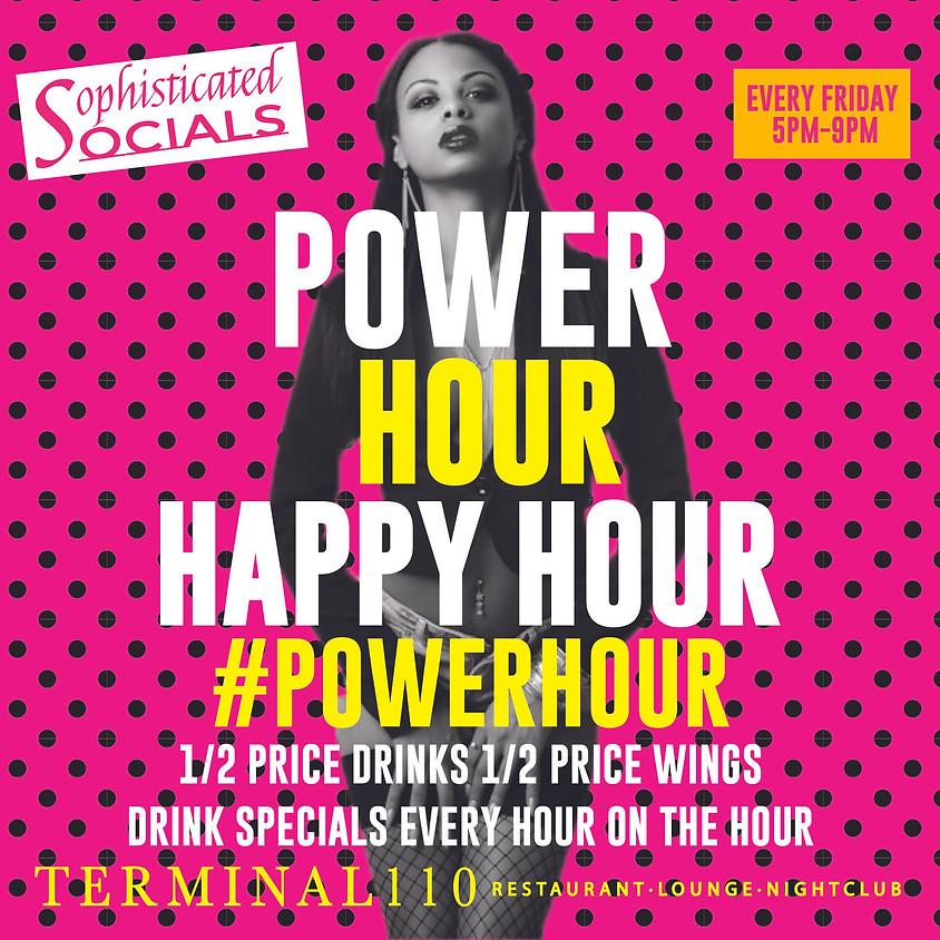 Power Hour Happy Hour  #POWERHOUR