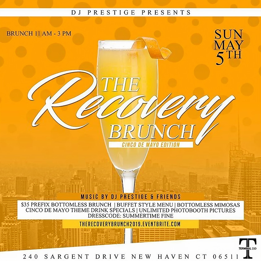The Recovery Brunch/Day Party