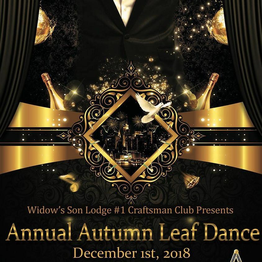Annual Autumn Leaf Dance