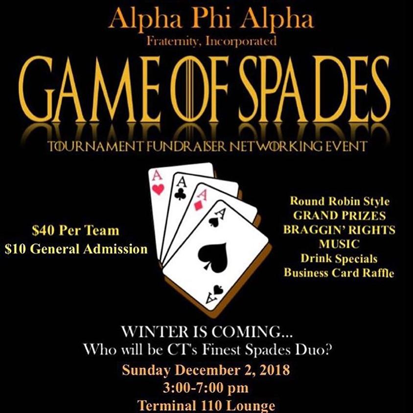 Alpha Phi Alpha Game Of Spades Tournament Networking Event
