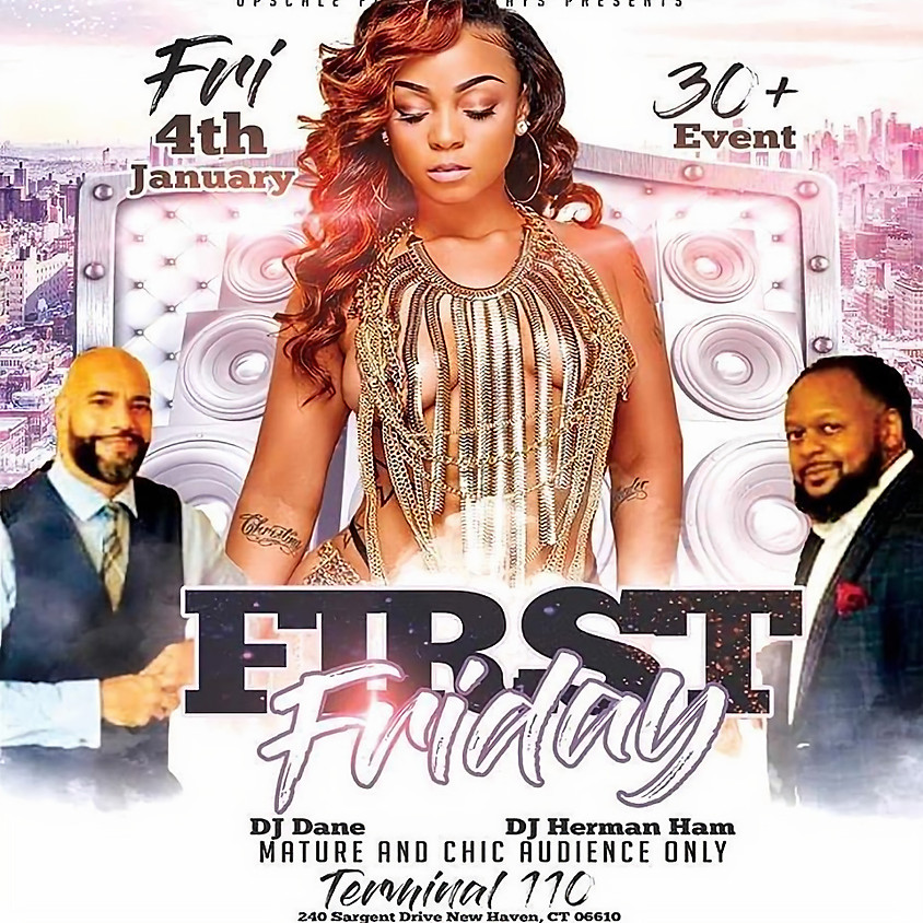 Upscale First Friday