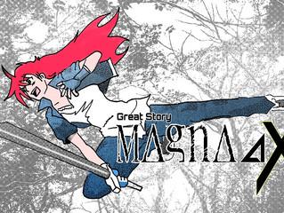 September marks Magna Ax's first Volume.