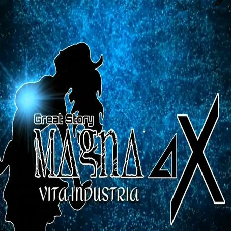 Magna AX Motion Comic