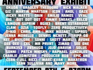 212 Anniversary Art Show