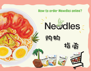 Newdles网站购物指南