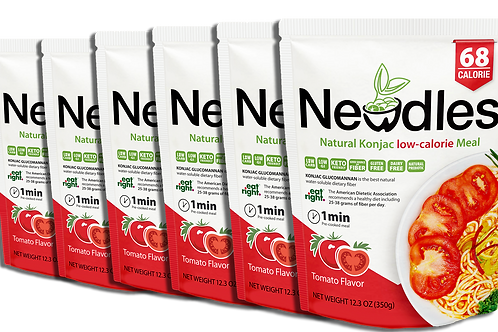Newdles Tomato Flavor Meal ×6