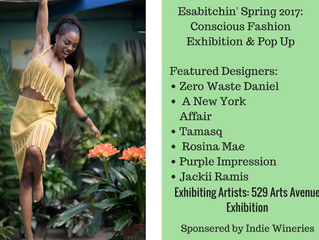 Fashion, Art, Fun Esabitchin 2017