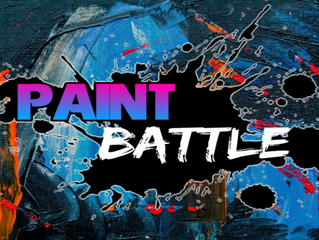 Paint Battle 2020 @ Improv Asylum