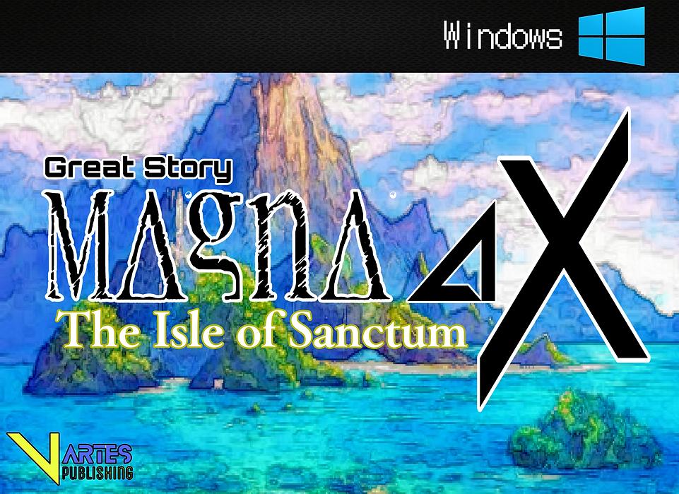 magna ax the isle of sanctum revise cove