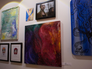 Highline open studios 529 Arts Avenue's second year!
