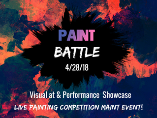 A First For Arts Avenue History Paint Battles