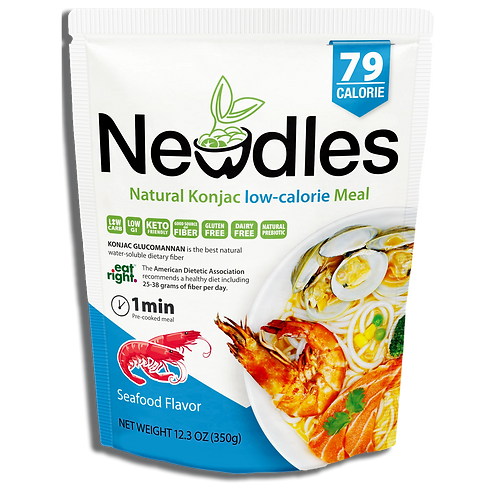 Newdles Seafood Flavor Meal