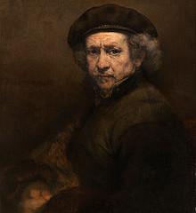 Rembrandt's first Masterpiece Exhibition