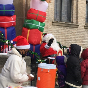 Holiday of Hope serves more 200 families