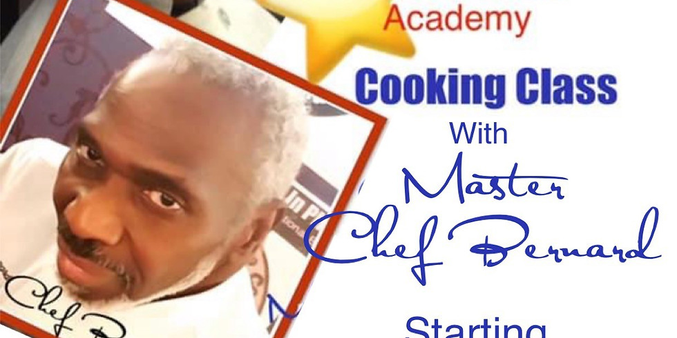 Kids Can Cook - Meet the Chef