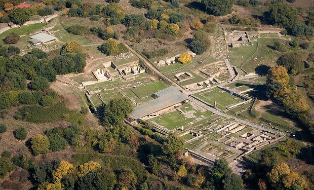 Area Archeologica Roselle Grosseto