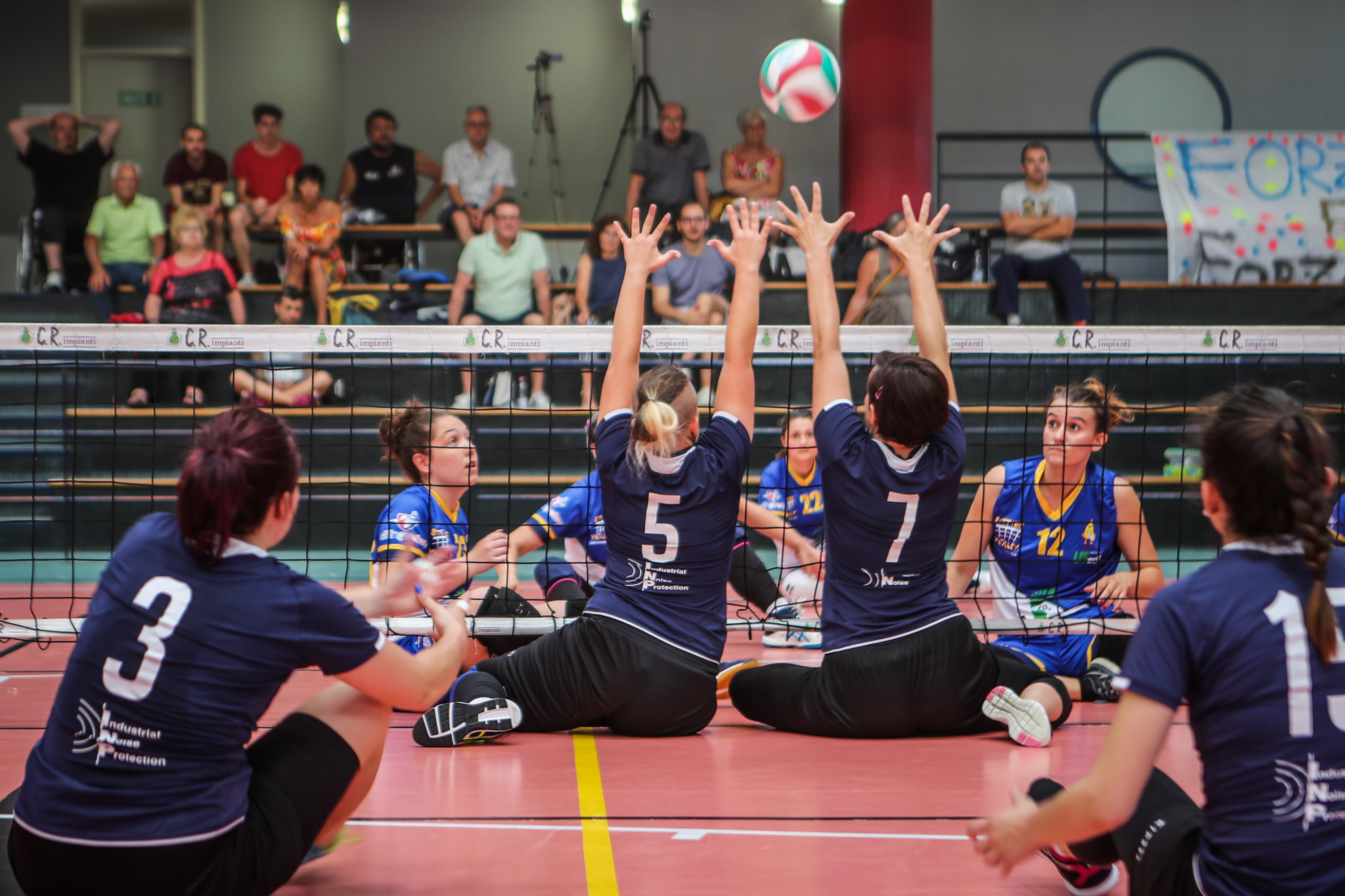 Sitting volley femminile