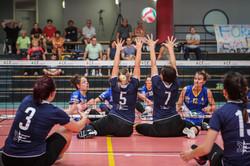 Sitting volley femminile