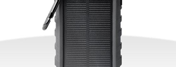 Power Bank 8000mAh con ricarica solare
