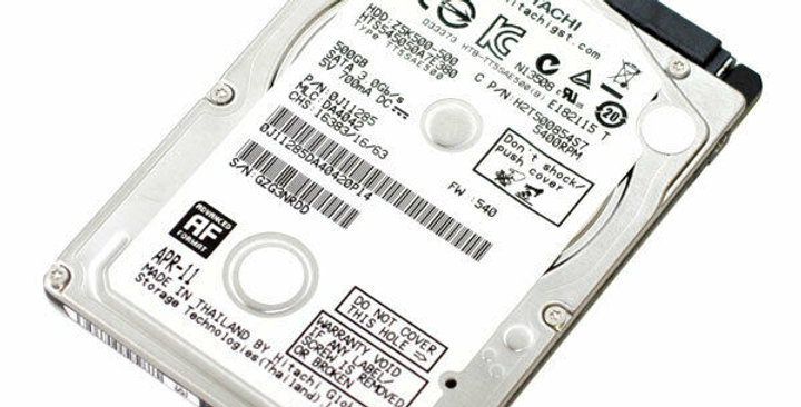 Hard Disk HITACHI SATA 500gb