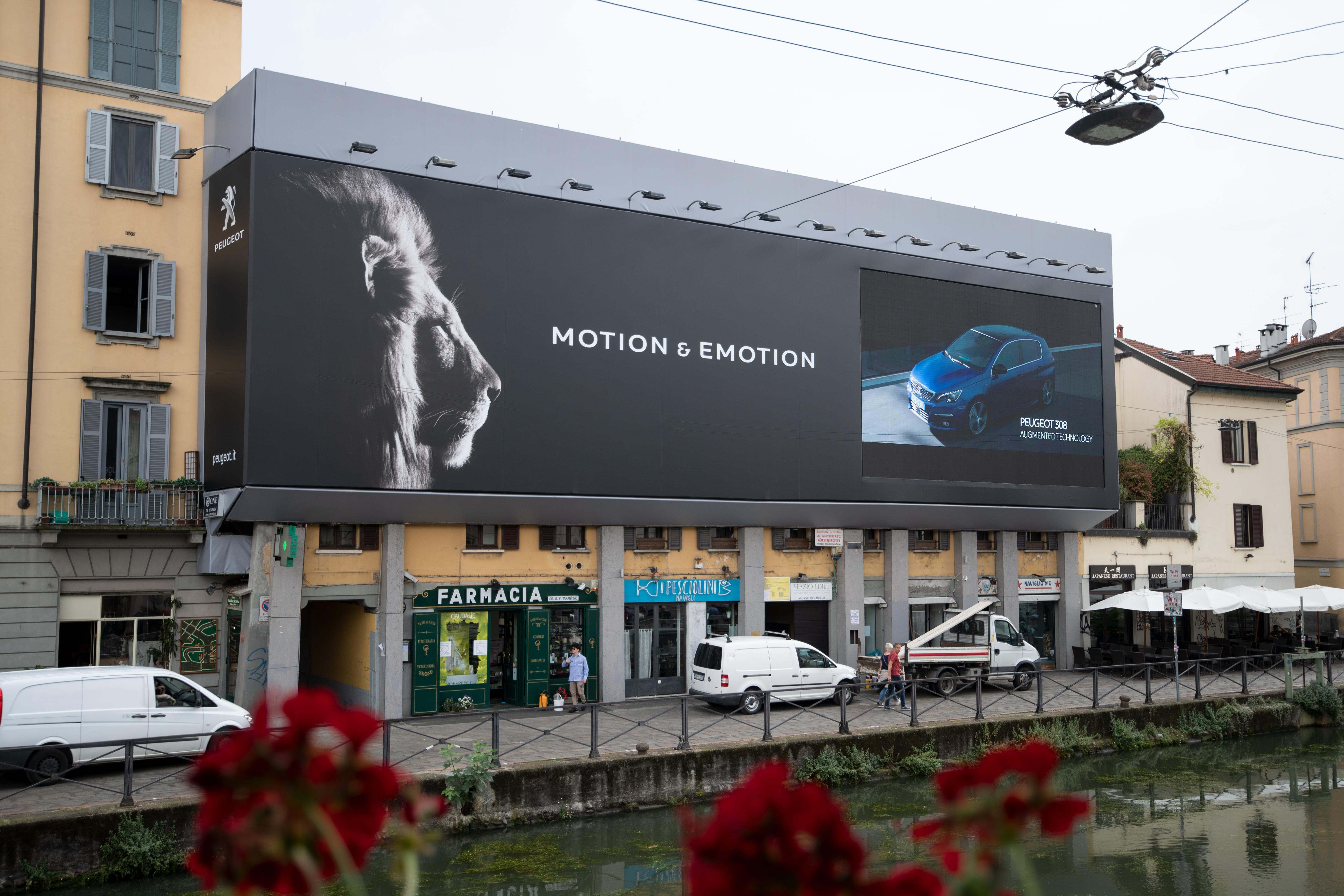 Installazione Peugeot