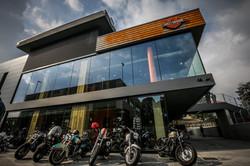 Harley Davidson opening