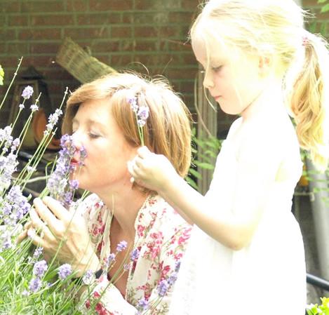 Roos en Josephine