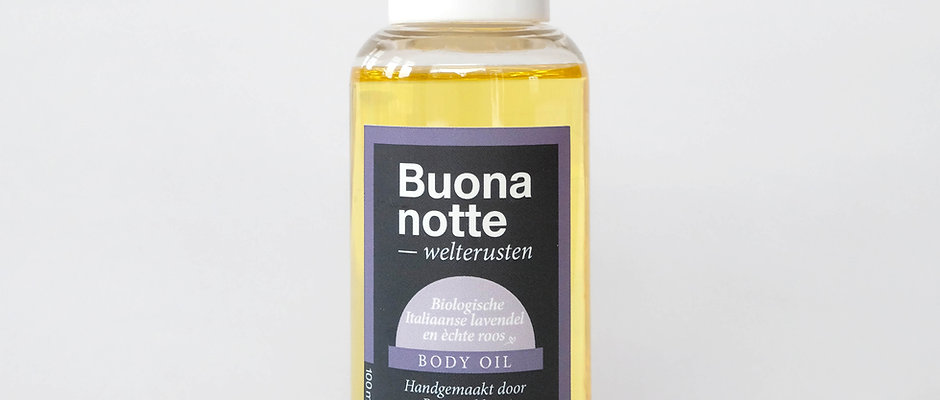 Buona Notte - Body Oil