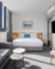 Oaks Wellington Hotel-Studio Apartment-B
