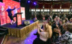 MICF Launch 2019 - Lord Mayor Sally Capp