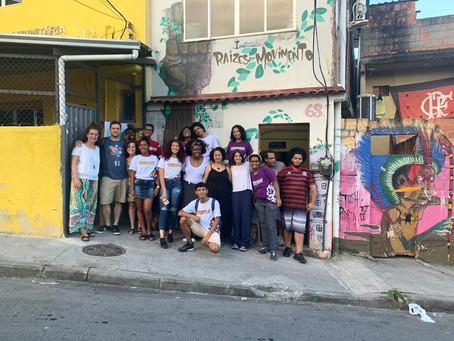 Visita al complejo de favelas con mayor violencia policial en Brasil