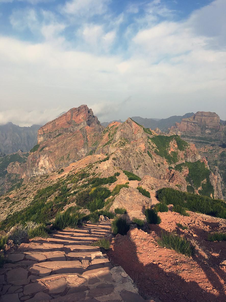 Mountains of Madeira: Pico do Arieiro