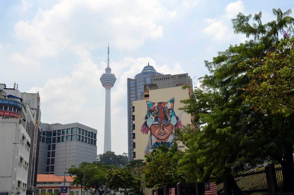 Tempat menarik incontri di Kuala Lumpur
