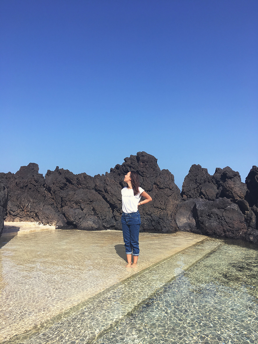 Natural Pools of Porto Moniz