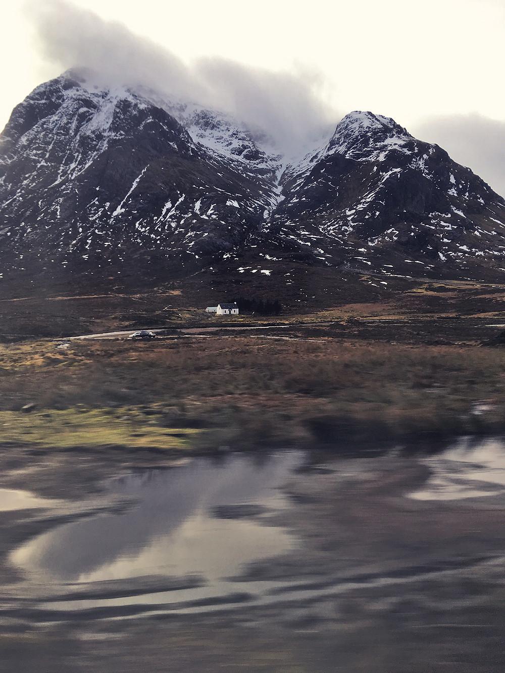 La valle di Glencoe