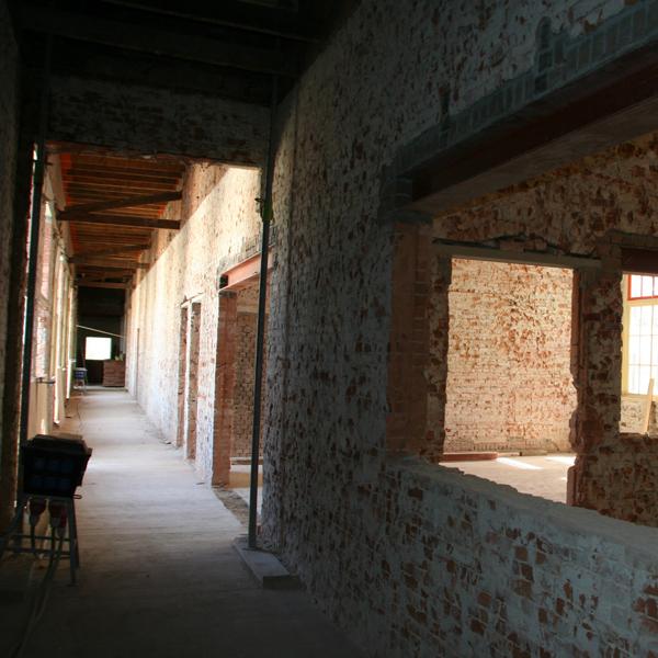 sloopfase 1e verdieping