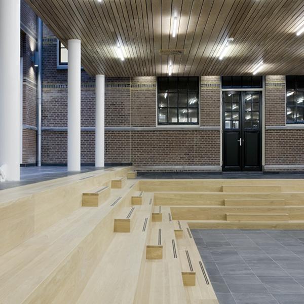 nieuwe aula