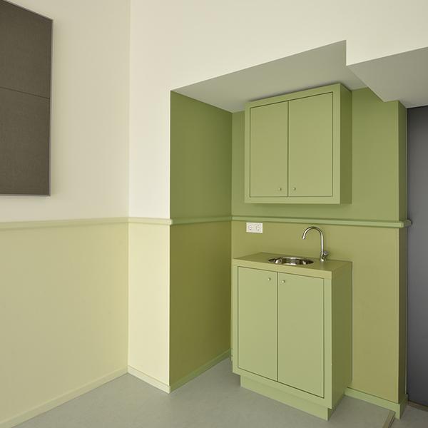 pantry 1e verdieping