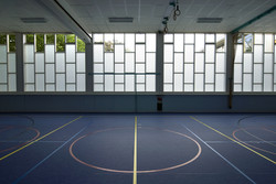 verbouwde gymzaal