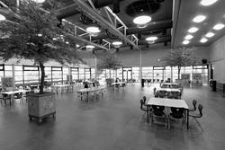 bestaande situatie aula