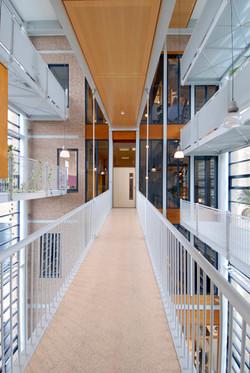 Atrium loopbrug