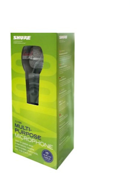 Shure Legendary Performance Microphone