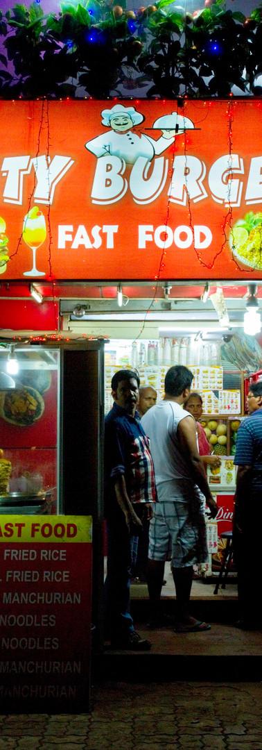 "Indian ""Fast Food"" / Goa"