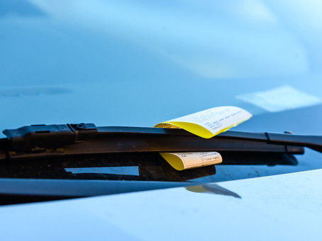 Do you know how to appeal a parking fine in Singapore?