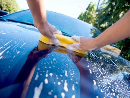 Here's (almost) everything you need to clean your car's exterior