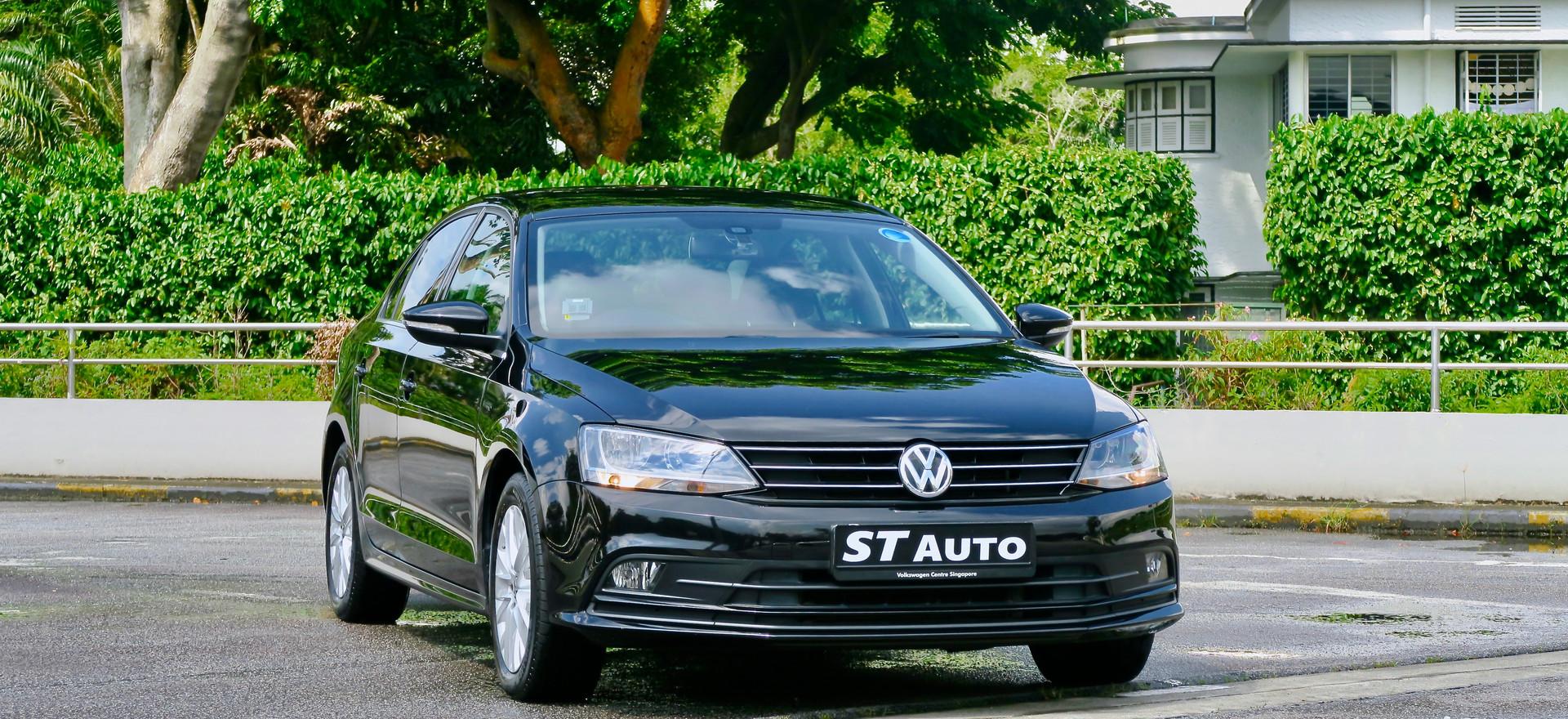 Volkswagen Jetta 1.4TSI