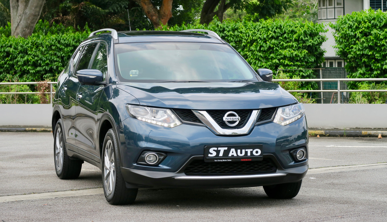Nissan X-Trail 2.0A