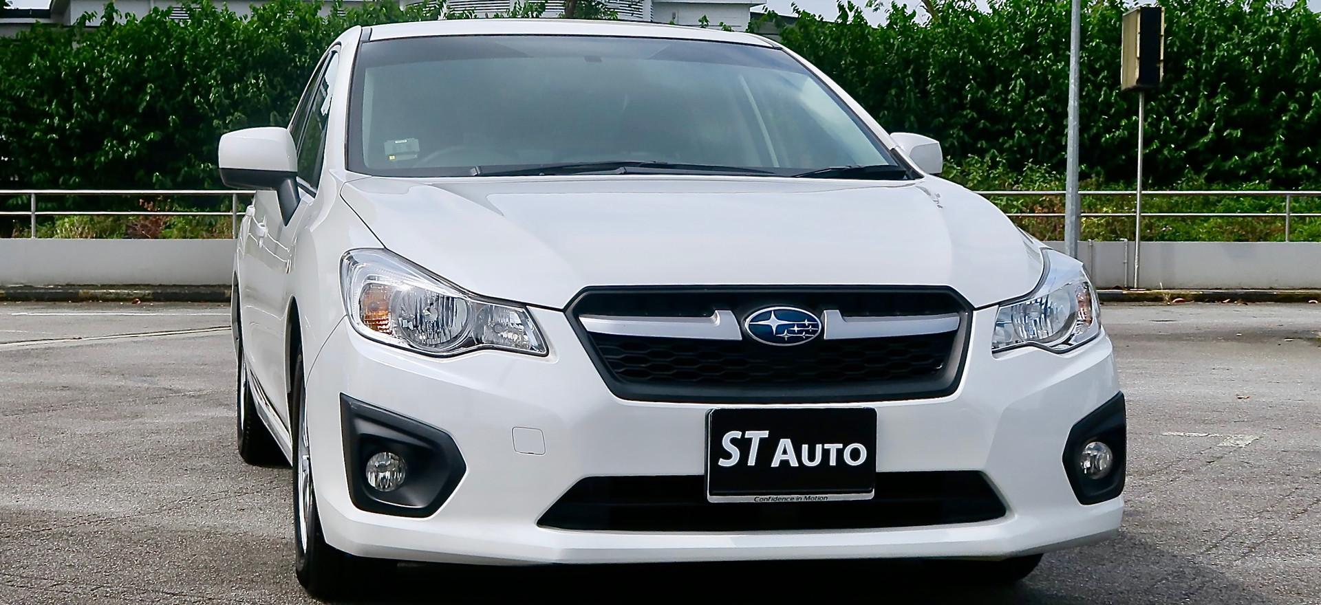 Subaru Impreza 1.6A