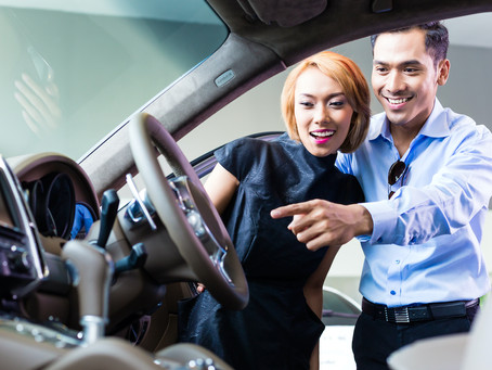 Our sales process: what to expect when you're buying a car from us