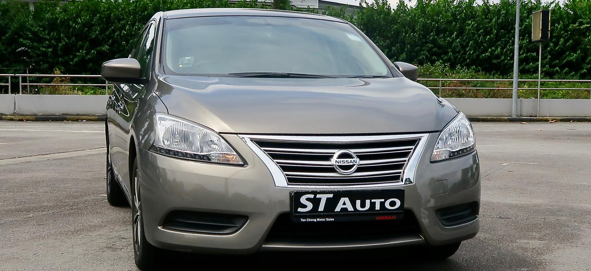 Nissan Sylphy 1.6A